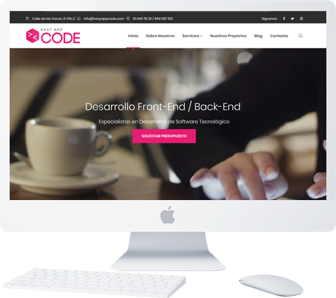 Easy App Code | Agencia de Desarrollo Digital